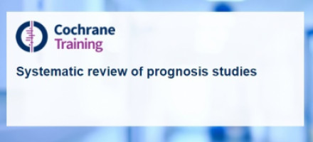 Systematic review of prognosis studies