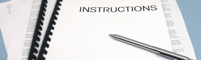 Submitting a Declaration of Interest form: instructions for authors
