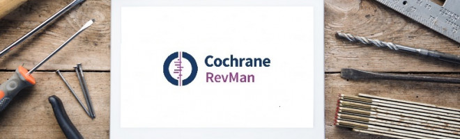 RevMan Web development