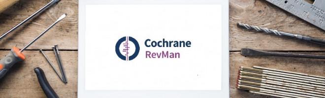 RevMan Web development