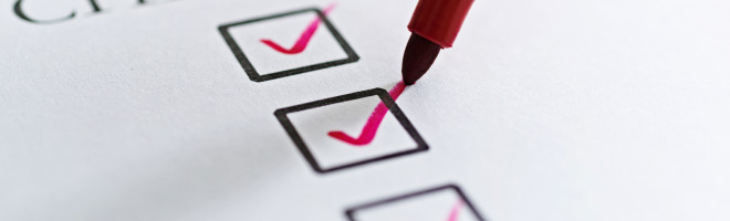 Dissemination Essentials: The Checklist