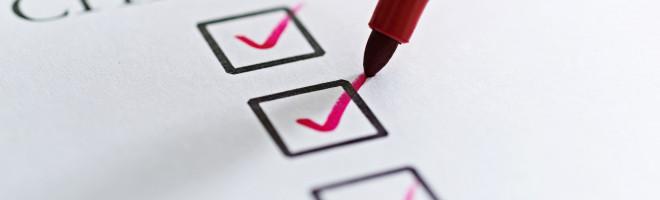 Dissemination Essentials: The Checklist